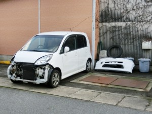 車両保険 事故